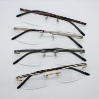 New Arrival Fashion in-stock Titanium Optical frame eye frames for men optical frame glasses