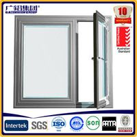 Australia style hand swing casement awning window