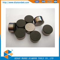 High quality PDC Cutter for Fixed PDC Bit/PDC hole opener thumbnail image