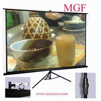 strong and durable tropod stand screen black and white thumbnail image