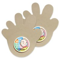 AISONsafe (2PCS) Finger Pinch Guard Character cushion
