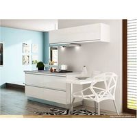 L shape modern design Kitchen Cabinets