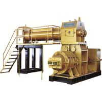 Block Making Machine Jky75-70 Double-Stage Vacuum Extruder (with Six Mud-Strip Outlets) thumbnail image