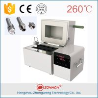 ZONWON Laboratory Instrument High Precision High Temperature Low Price Tube Furnace