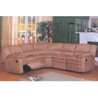 Leather Sectional Sofa Recliner Model# S2517
