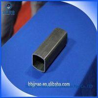 Cold drawn seamless rectangular steel tube