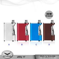 Sailing design eNVy 17 is all-in-one vape box mod 35w box mod