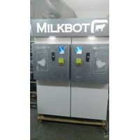 Milk vending machine Milkbot 400i Double Dispenser