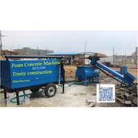foam concrete machine