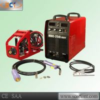 Three phase 380V 250A output inverter IGBT mig mag welder - SM-250