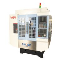 V64 China Small CNC Milling Machine thumbnail image