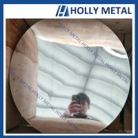 Cold Rolled Stainless Steel Circle Disc Grade 410 BA thumbnail image