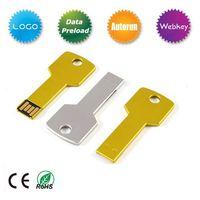 Metal Key USB