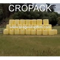 Bale wrap - CROPACK 750 -yellow color thumbnail image