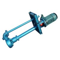 YZS Series Heavy Slurry Pump Vertical Centrifugal Pump