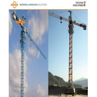 Topkit Tower Crane (QTZ Series)- 3 Tons to 40 Tons