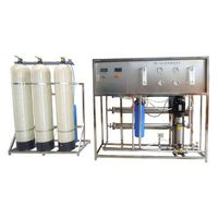 RO water treatment equipment for drinking water(1000L/H) thumbnail image