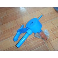 GRC machine and GRC spray gun