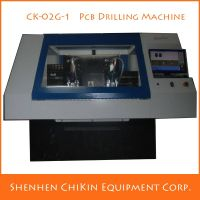 aluminum copper 2 Axis Granite marble cnc pcb drilling machine china thumbnail image