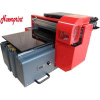 2018 digital flatbed printers a3 size for ceramic wood printing NVP3256