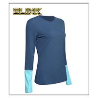 Womens Running Shirts LS GA 16021