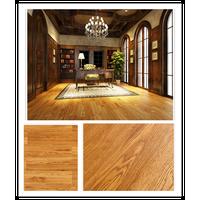 Luxury vinyl tiles planks protective UV coating hot pressure waterproof floating floor quick and si