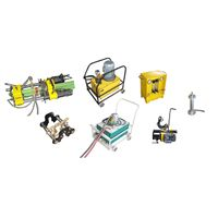 YH-6 Mobile Rail Gas Pressure Welding Equipment