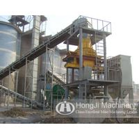 Hongji Sand Making Production Line