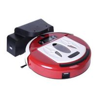 mini nice smart robot vacuum cleaner with mop function, floor cleaning product with two strong side