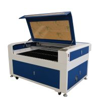 affordable price CNC co2 laser cutting and engraving machine for nonmetal factory for Sale thumbnail image