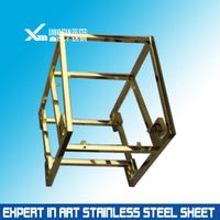 304 stainless steel furniture frame and legs