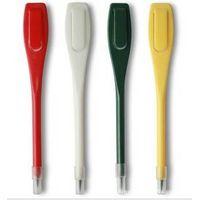 Plastic PVC golf record pencil