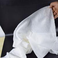Dot plain mesh snow viscose polyester spunlace nonwoven fabric rolls for wet wipes thumbnail image