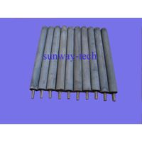 SiC thermocouple protection tube
