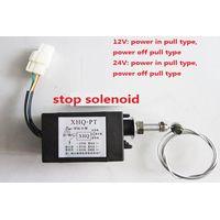 Stop Solenoid Valve Model:XHQ-PT (12V/24V)