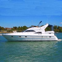 Yacht 16ft 6people sport boat fiberglass boats for sale thumbnail image