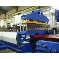 Aluminium Corrugated Roofing Sheet Roll Forming Machine