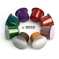 Customized Colorful Food Grade Aluminum Capsules thumbnail image