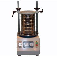 HY stainless steel 200mm vibratory sieve shaker thumbnail image