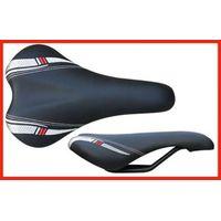 manufactur leather mountain bicycle saddle