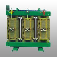 SG(B) 10 Type 10kv Series Non Encapsulated Coil Transformer