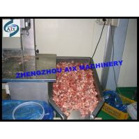 the meat cutting machine