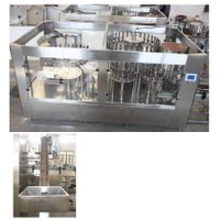 whole set equipment for bottled water and soft drinks thumbnail image
