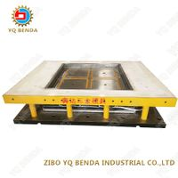 Benda hot sale fine processed steel ceramic tile mould