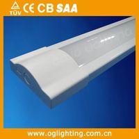 TUV-CE,SAA microwave sensor led ceiling light light sensor office lamp for stairs