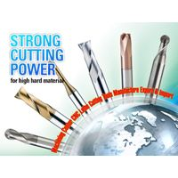 Korea Carbide End Mill