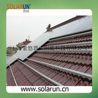 Pitch Roof Solar Mounting (Solarun Solar)