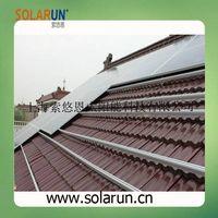 Pitch Roof Solar Mounting (Solarun Solar) thumbnail image