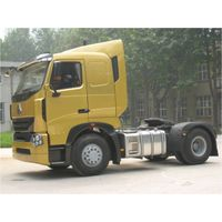 Sinotruck Howo A7 42 single axle 420hp Tractor Truck thumbnail image