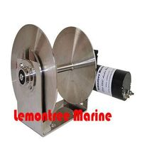 600W electric boat anchor winches